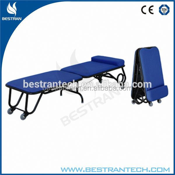 BT-CN004 Comfortable and space-saving attendant hospital sleeping chairs sales