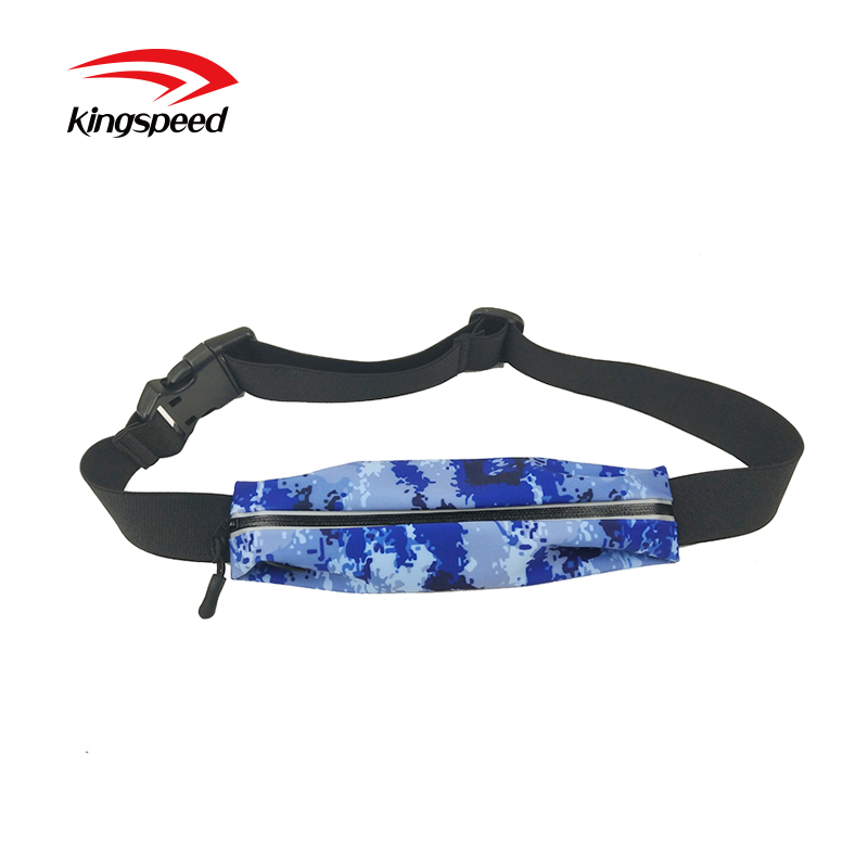 Kingspeed Sublimation Lycra Elastic Waist Bag