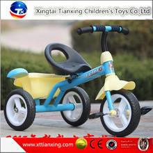 Wholesale high quality best price hot sale child tricycle/kids tricycle/baby kids tricycle steel pedal car