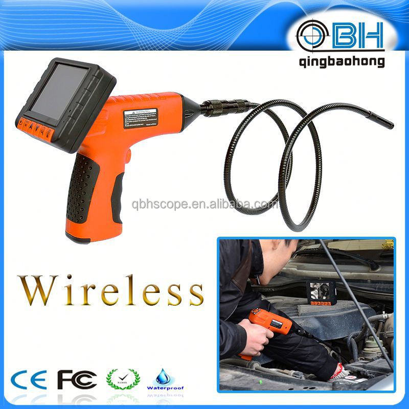 9 mm supply Harmless endoscope
