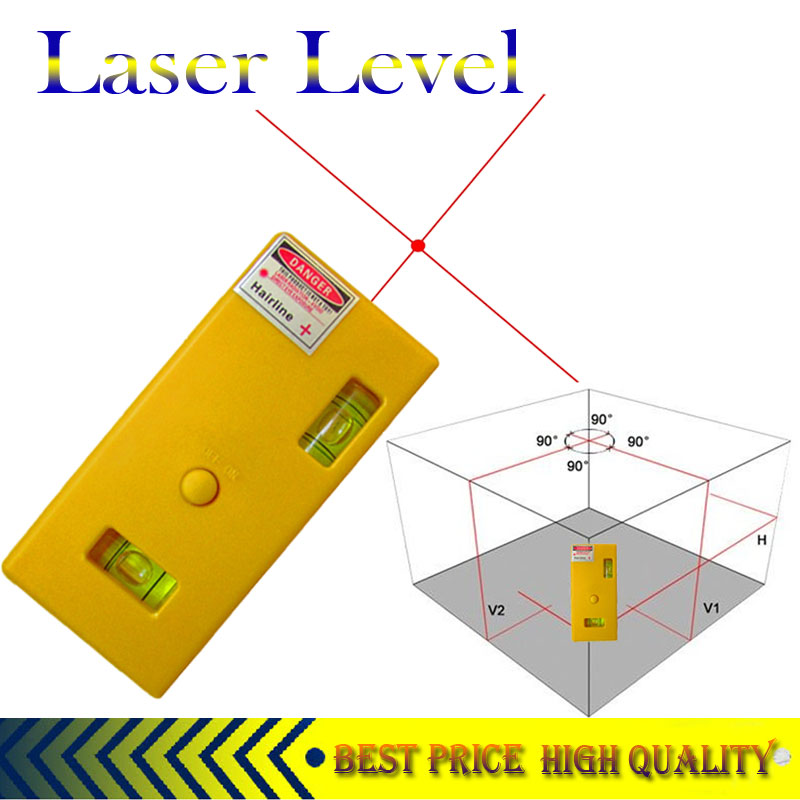 High Quality Horizontal and vertical Mini Laser level Red Laser Level Wholesale Price