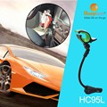 Universal three usb car charger holder car accessories with most of smartphone