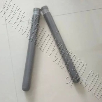STA high quality nitride bonded silicon carbide NSIC thermocouple protection tube