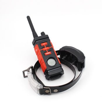 Ipets PET616-1 Newest 800M Rechargeable And Waterproof Vibration Electric Shock Collar For Dog