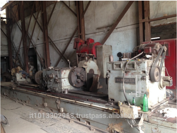 Second Hand Grinder for Rolling Mill Cylinders - Herkules Siegen Roll, LOW PRICE