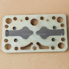 Bock FK40 type N valve plate , China manufacture ac compressor part gasket , valve plate for bus air conditioning