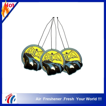 TrueFreshener brand Personalized customization car paper perfume / air fresher for cars
