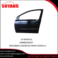 Steel Front Door For Aftermarket Mitsubishi Lancer Auto Body Parts