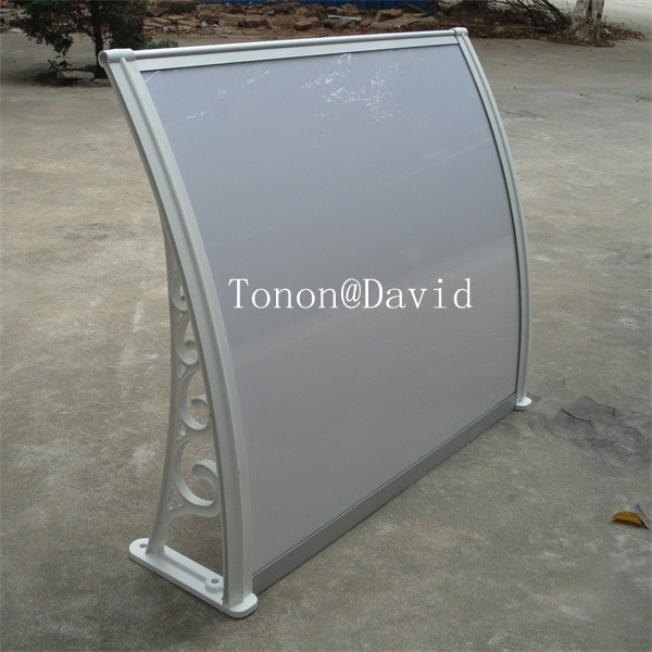 China polycarbonate awning manufacturer high quality canopy material (TN0077)