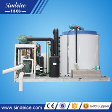 2017 Industry dry ice machine flake ice machine 25T/day