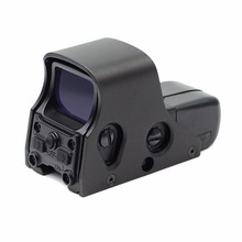 Hunting equipment tactical red dot sight target shooting thermal scope 20mm rail mount