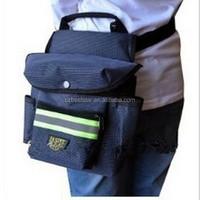 Canvas tool bag /Telecom Belt Bag versatile pockets electrician repair kit