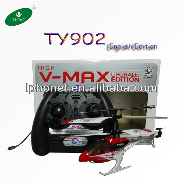 China suppliers TY903 3 channel rc helicopters with gyro