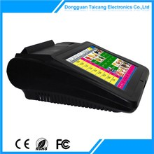 Support LCM LCD screen Android Pos Bill Payment