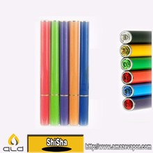 Wholesale Dubai Malaysia New Sample Shisha Pen Colored Smoke 500 Puff Disposable Electronic Cigarette Saudi Arabia E Shisha Pen