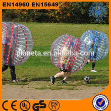 China Factory Sell Inflatable Body Bumper Ball Suit For Adult