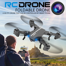 8807W Drone Foldable FPV RC Quadcopter 2.4GHz Remote Control Drone with 720P HD 2MP Camera Dron VS Xs809 Xs809w Xs809hw