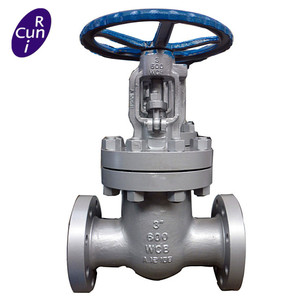 low price manual operation soft sealed cast steel 6 inch gate valve