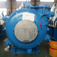 China manufacture rubber wear part sand dredger mud slurry pump