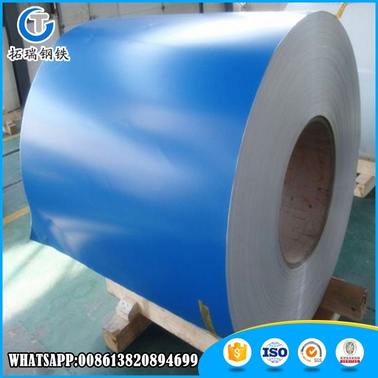 2017 hot sale color coated prepainted aluminum coil prices for solar panels