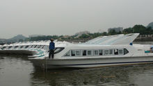 13.5m high speed passenger boat inland river