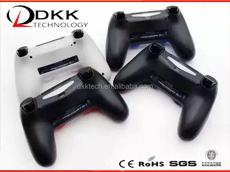 High Quality Wireless bluetooth Controller for PS4 Gold colour