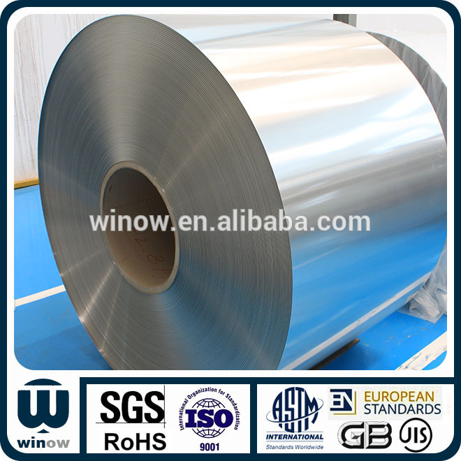 5182 coated aluminum coil for covers&pull tabs