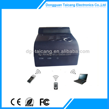 Newest Bluetooth thermal printer with 58mm 80mm