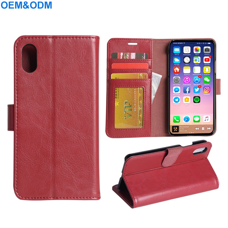For iPhone 8 Wallet Case For iPhone 8 Flip Case For iPhone 8 Folio Case