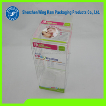 Plastic Material Accept Custom Order Wax Melts folding boxes packaging