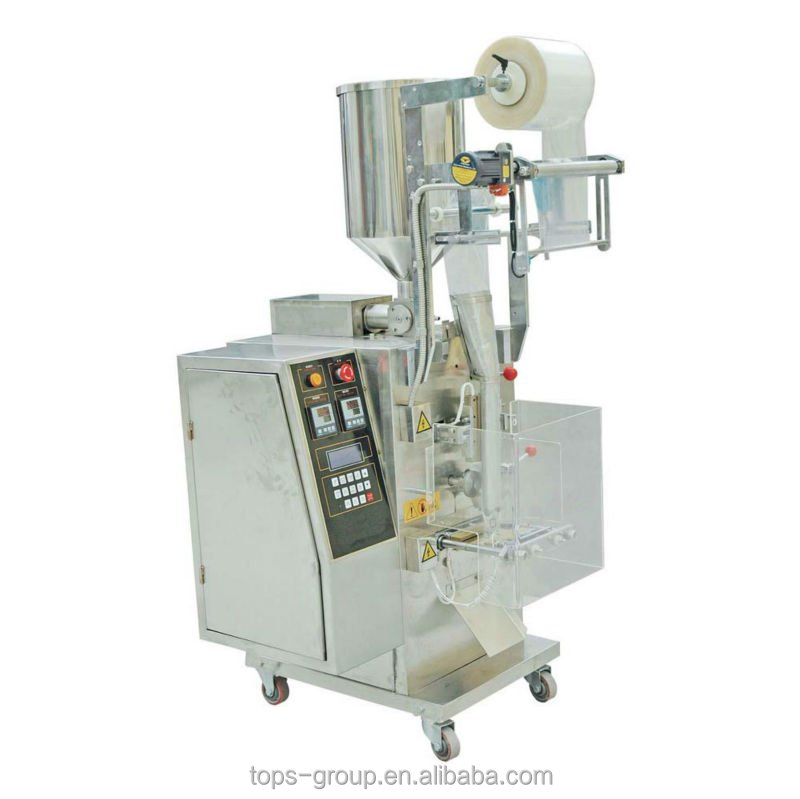 Automatic packing machine for coffee beans