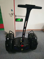 CE approvd Hot Selling chariot 2 wheels self balancing standing up electric motocycle cheap scooter with 1 year warranty