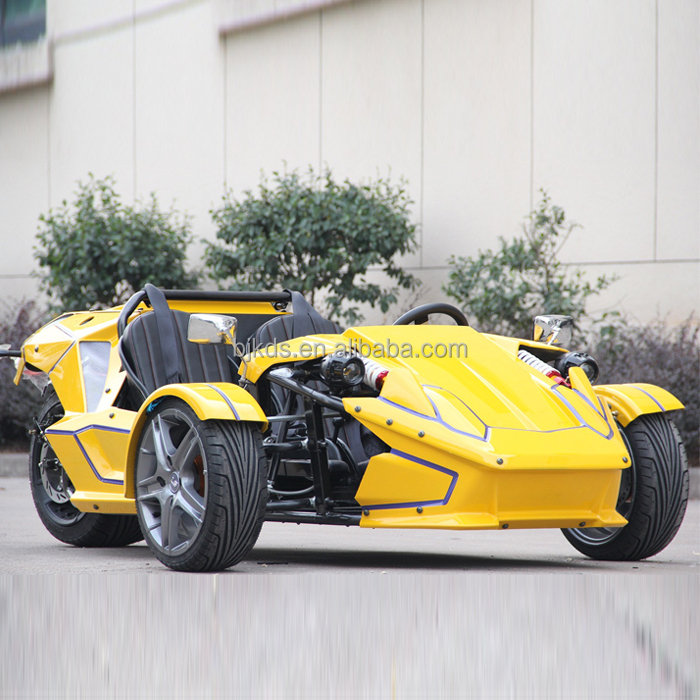 200cc ,250cc 300cc ZTR trike roadster 4 gears with reverse ,4valve24hp