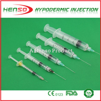 Henso Safety Injection Syringe
