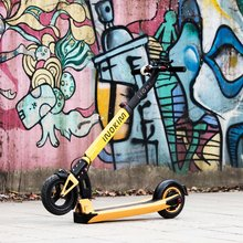 Great Riding Experience Inokim 2 Wheel Scooter Electric Chariot electric mini e bike