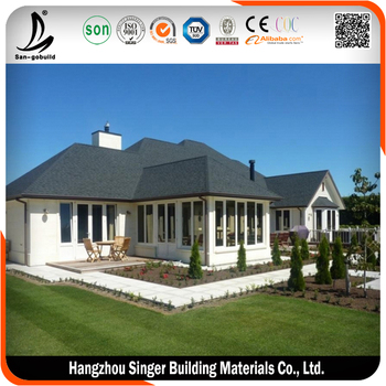 Best quality greenhouse roofing material, low price flat roofing material