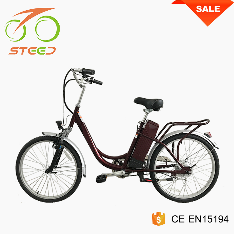 China new model design city suspension electric bike e bicycle CE EN15194 cheap