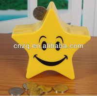 Star Shape kids money box