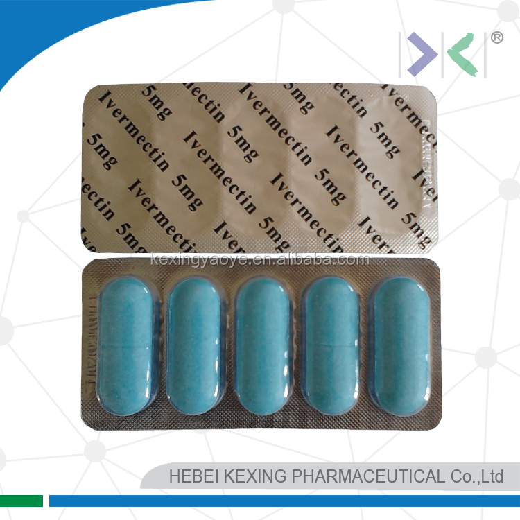 Ivermectin tablet( 5mg for veterinary)