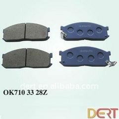 High Quality Brake pad shoe for Kia 0K710-33-28Z