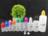 Hot sale 2ml micro PE Bottle Tamper Seal cap bottle eyedrops bottle