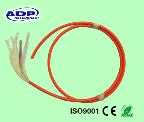 High speed SC-SC 4 core fiber optic cable jumper cable