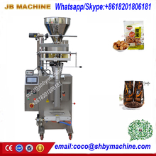 High speed JB-300K automatic vertical pouch granule packing machine for pulses and roasted coffee bean