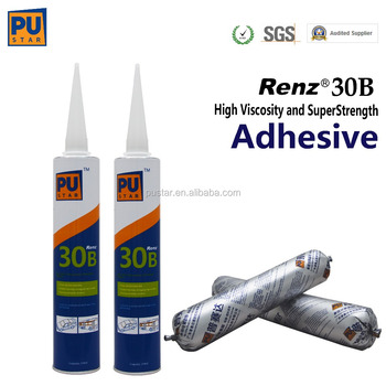 car windshield glass high strength adhesive