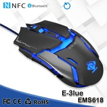 E-3lue EMS618 Auroza Type-IM DPI 4000 High Precision Professional Cool Gaming Mouse Computer Game Mice