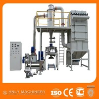 50T/D automatic maize flour mill machinery
