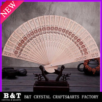 2017 Wooden Folding Chinese Fan Promotional