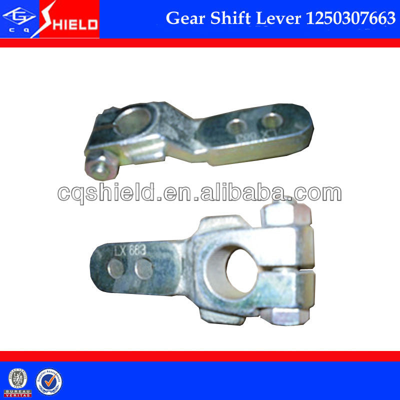 Spare parts manual transmission gear shift lever 1250307663.