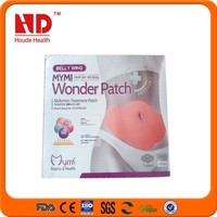 Korea hottest selling Mymi Belly weight loss Slimming Patch