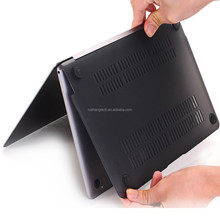 Rubber laptop cover for macbook laptop case 12``